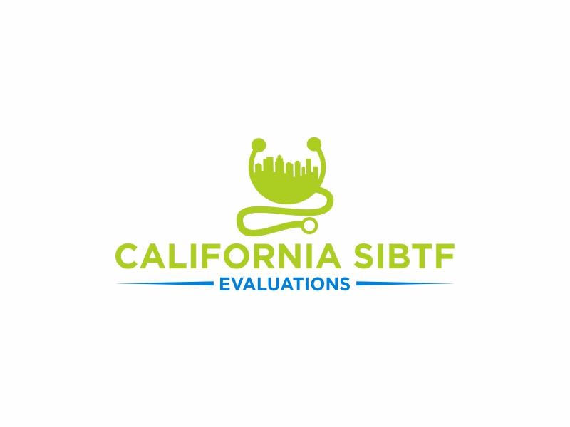 California SIBTF Evaluations logo design by Greenlight