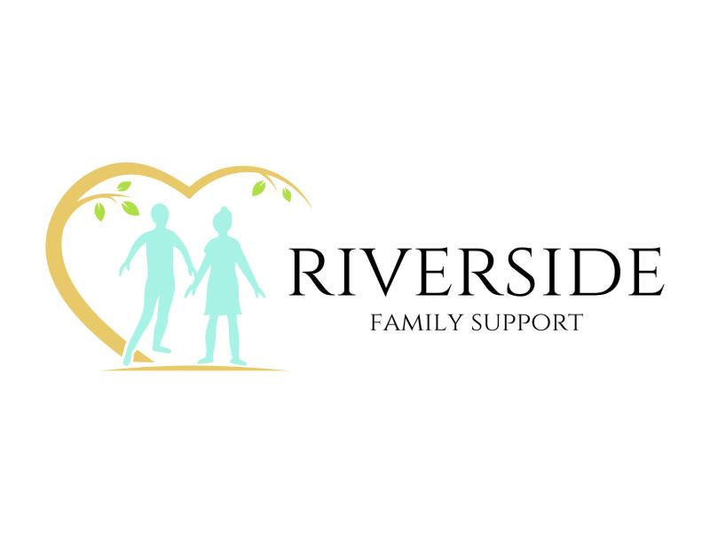 Riverside Family Support logo design by jetzu