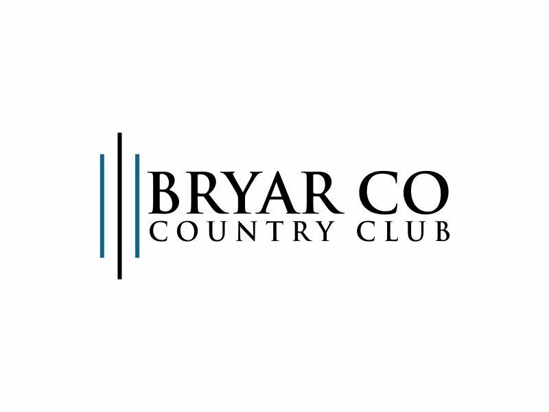 Bryar Co Country Club logo design by hopee