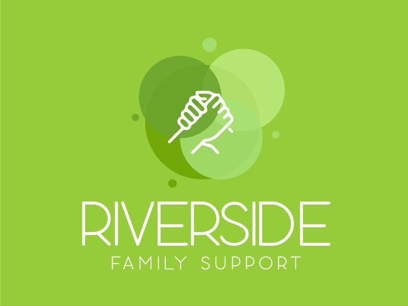 Riverside Family Support logo design by Sami Ur Rab