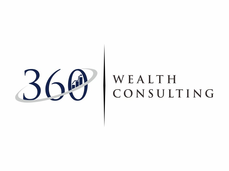 360 Wealth Consulting Logo Design