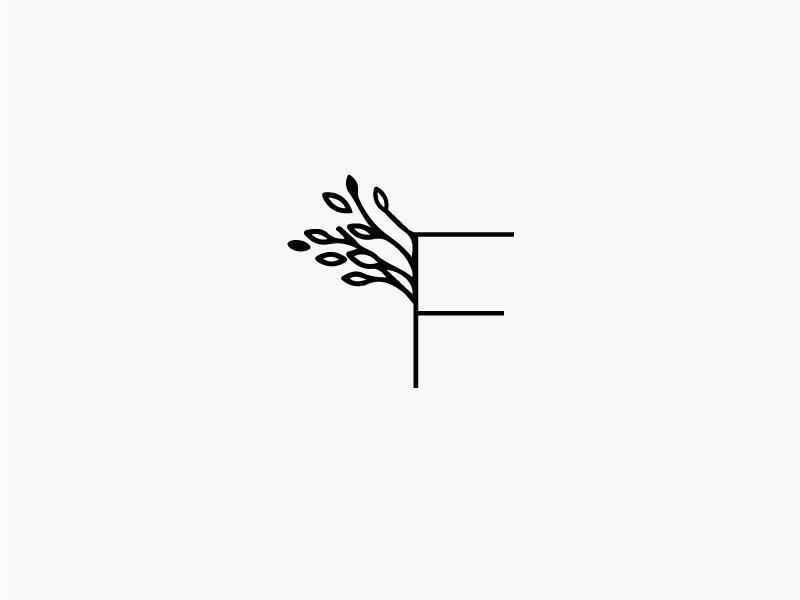Fern Gardening logo design by Sami Ur Rab
