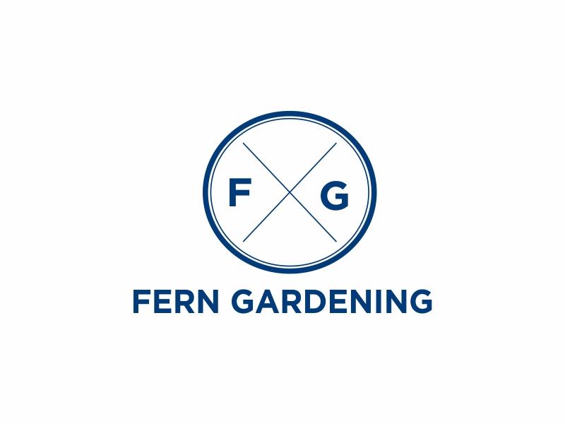 Fern Gardening logo design by Greenlight