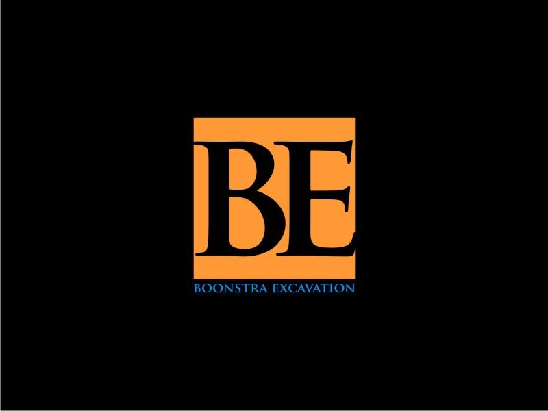 Boonstra Excavation LLC logo design by Adundas