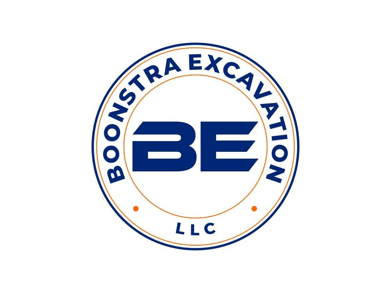 Boonstra Excavation LLC logo design by ingepro