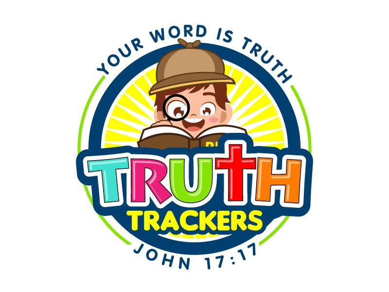 Truth Trackers Logo Design
