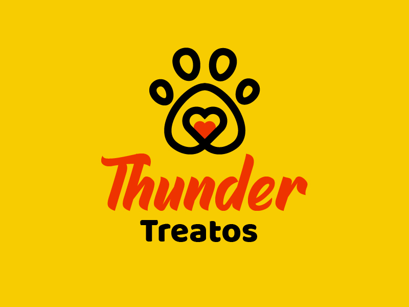 Thunder Treatos logo design by czars