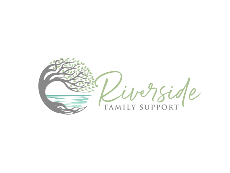 Riverside Family Support logo design by ingepro