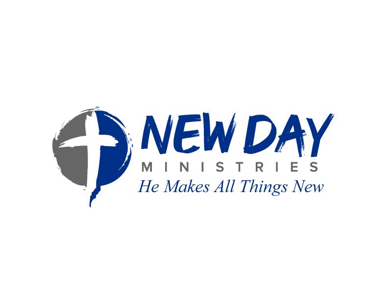New Day Ministries Logo Design
