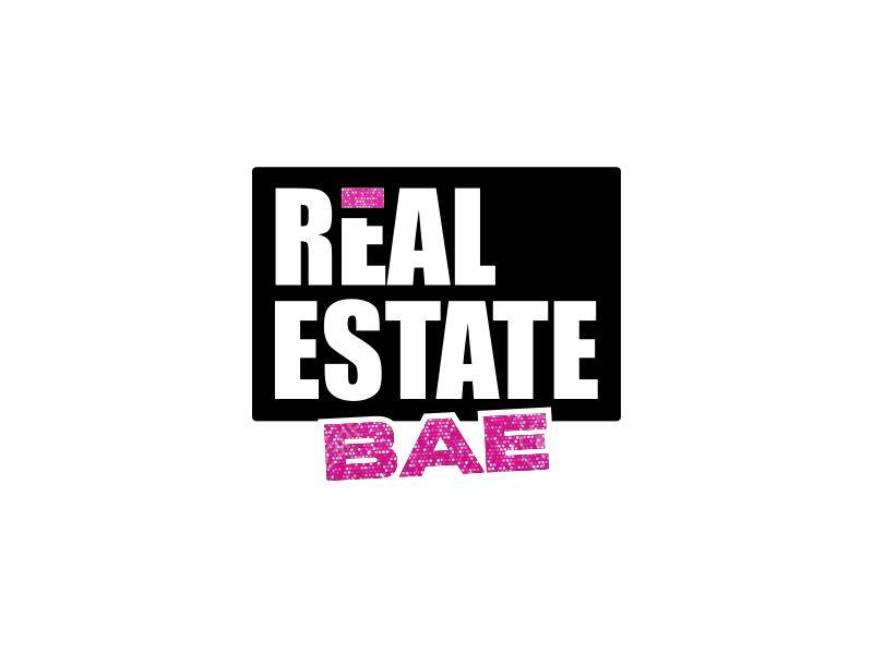 Real Estate Bae Logo Design