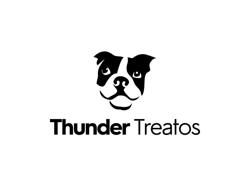 Thunder Treatos logo design by keylogo