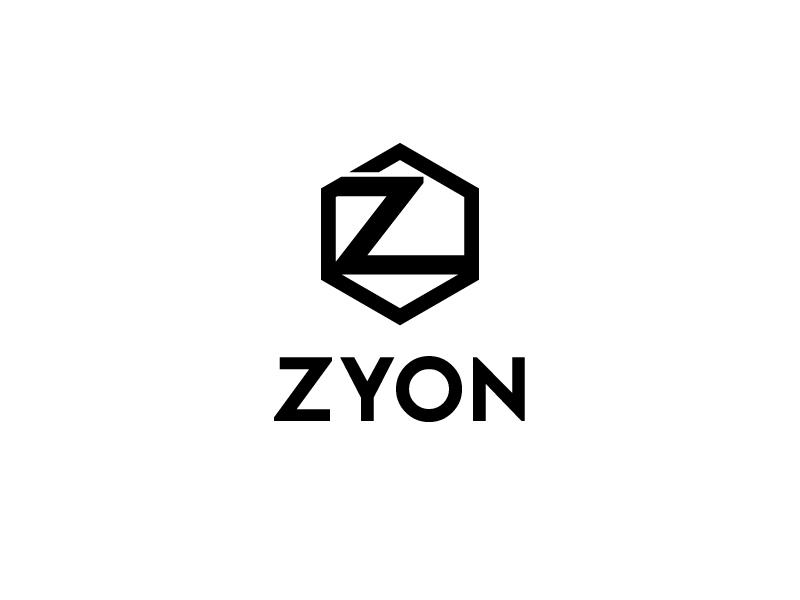 ZYON logo design by Helloit