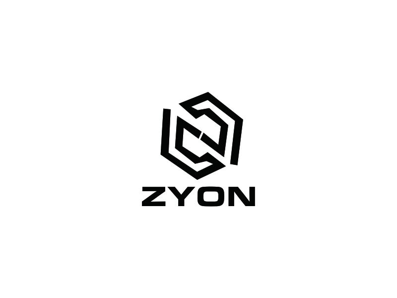 ZYON logo design by Greenlight
