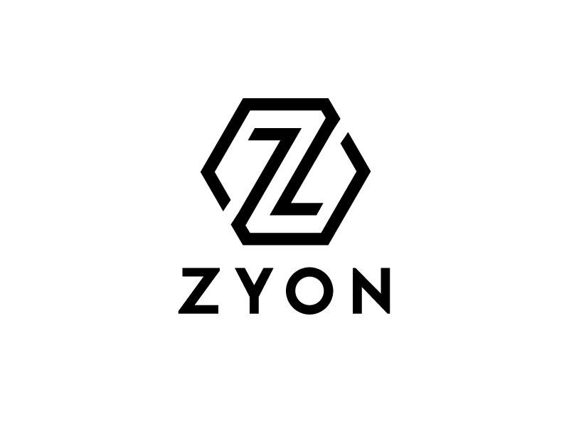 ZYON logo design by REDCROW