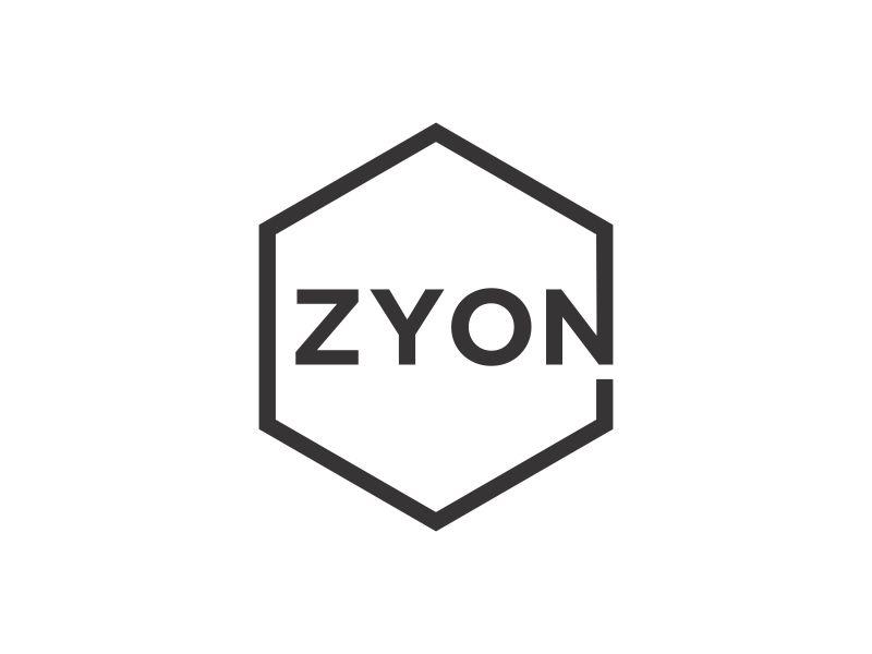 ZYON logo design by Kanya