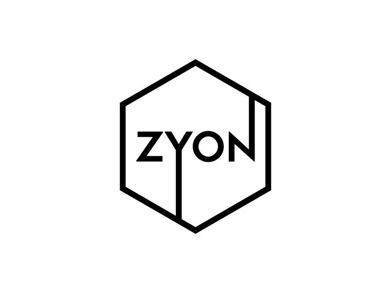 ZYON logo design by denfransko