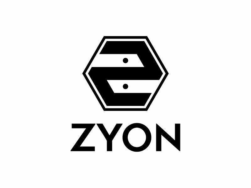 ZYON logo design by zonpipo1