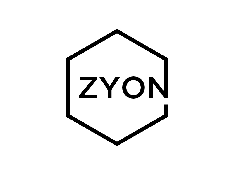 ZYON logo design by wongndeso