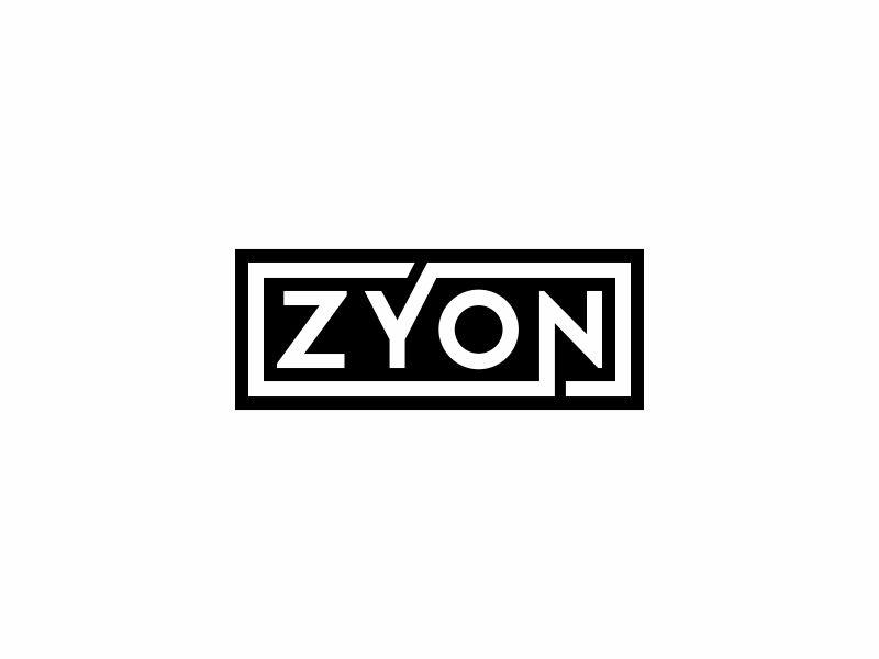 ZYON logo design by ora_creative