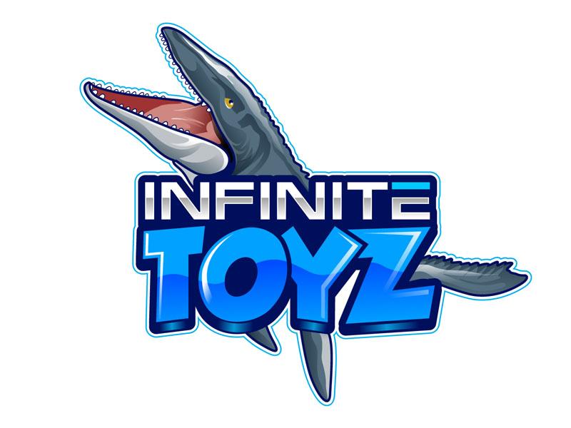 Infinite Toyz logo design by DreamLogoDesign
