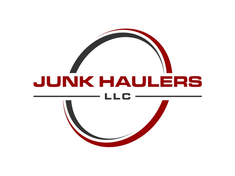 Junk Haulers LLC logo design by Inaya