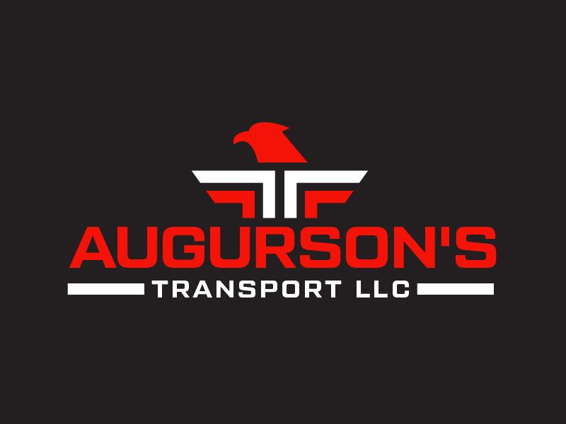 Augurson's Transport LLC logo design by czars