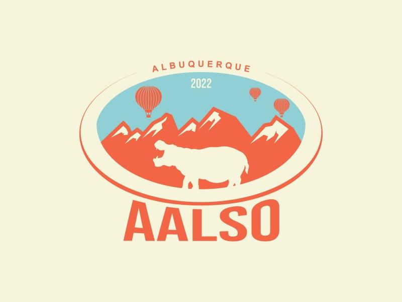 2022 AALSO Logo logo design by naldart