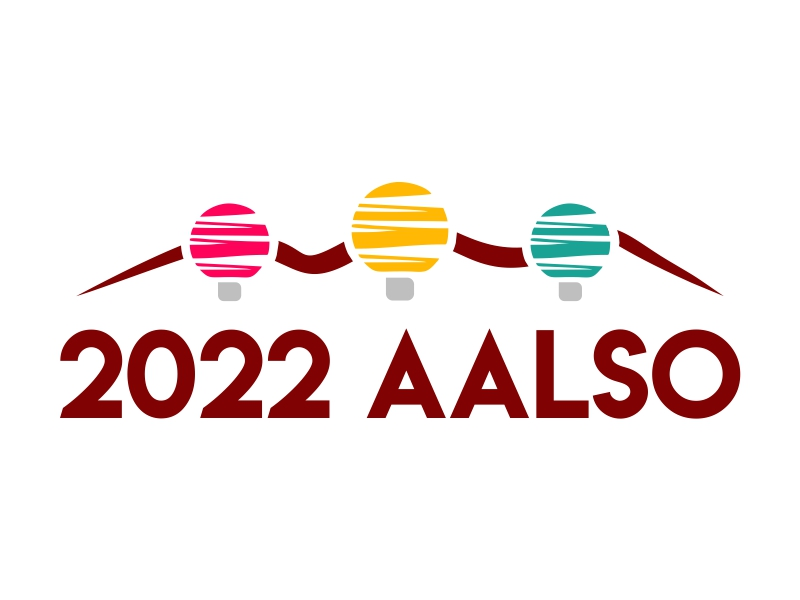 2022 AALSO Logo logo design by JessicaLopes