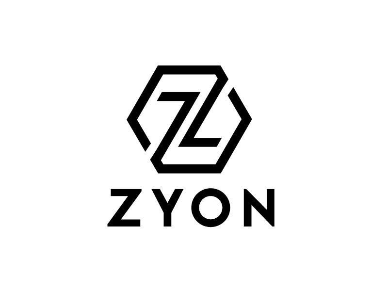 ZYON Logo Design