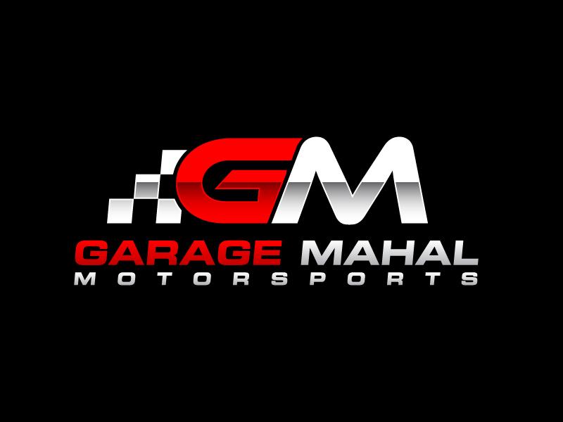 Garage Mahal Motorsports logo design by labo