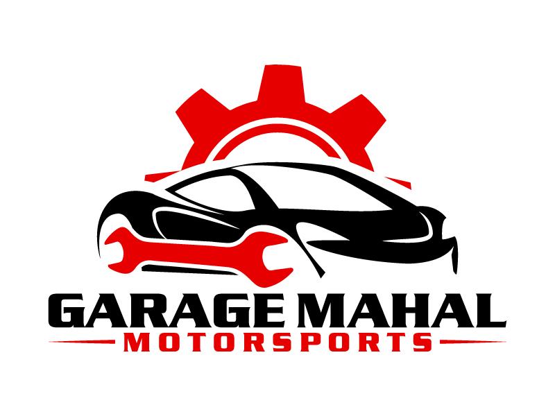 Garage Mahal Motorsports logo design by karjen