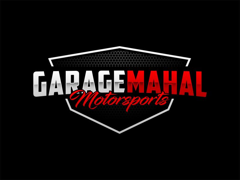 Garage Mahal Motorsports logo design by lexipej