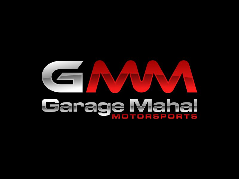 Garage Mahal Motorsports logo design by Gwerth