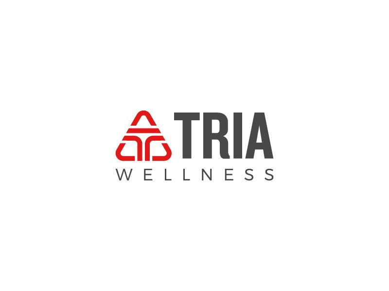 TRIA Wellness logo design by CreativeKiller