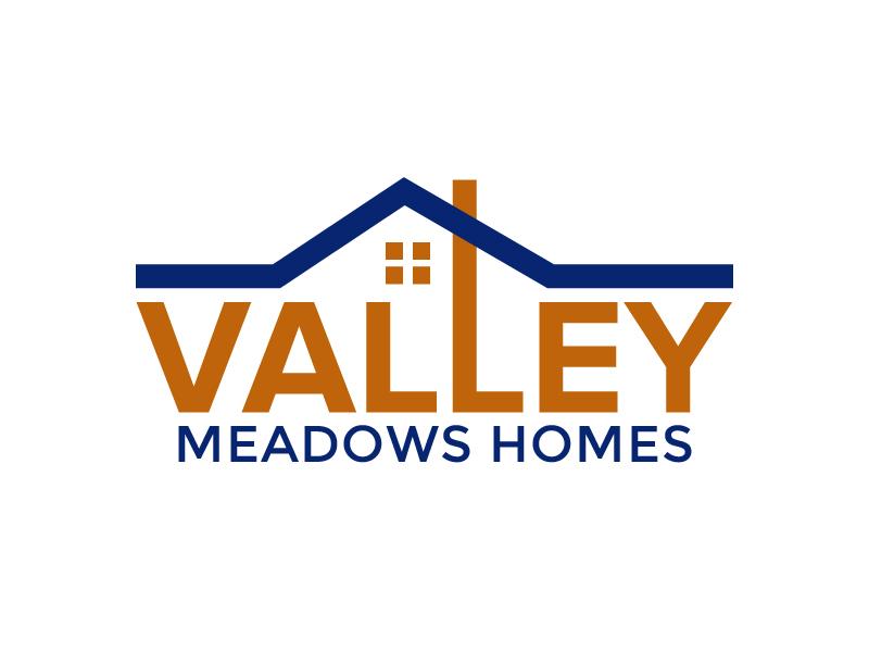 Valley Meadows Homes logo design by czars