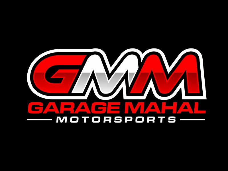 Garage Mahal Motorsports logo design by josephira
