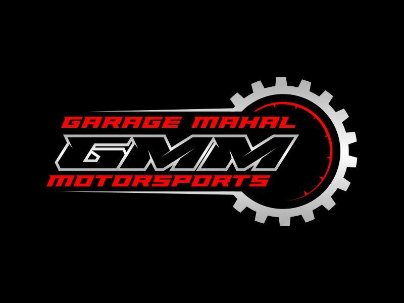 Garage Mahal Motorsports logo design by beejo