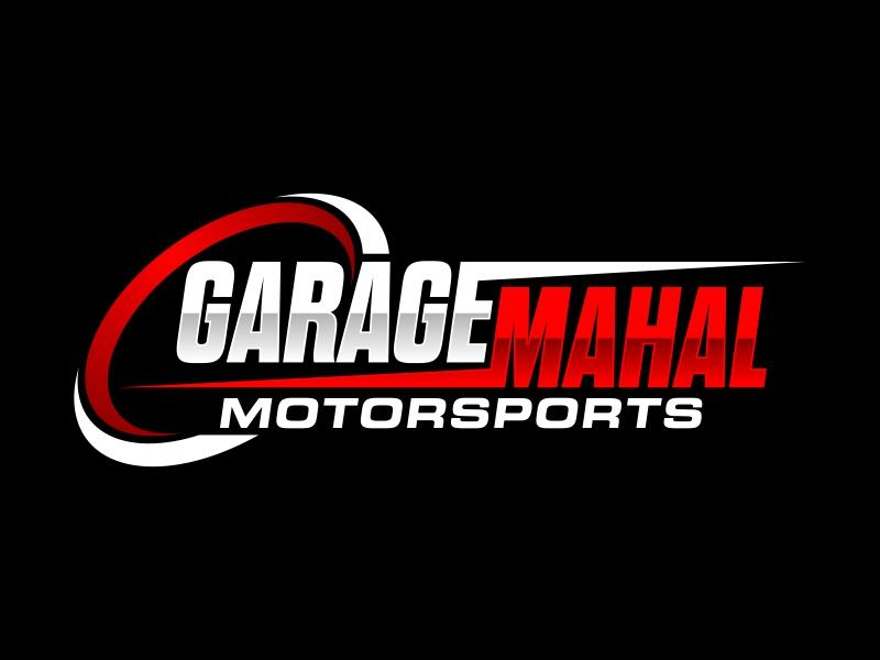 Garage Mahal Motorsports logo design by ekitessar