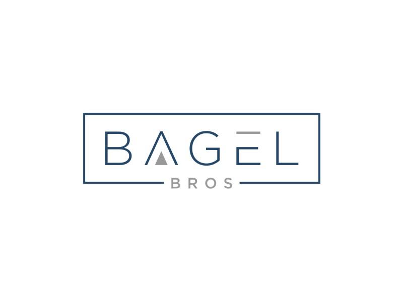 Bagel Bros logo design by Arto moro
