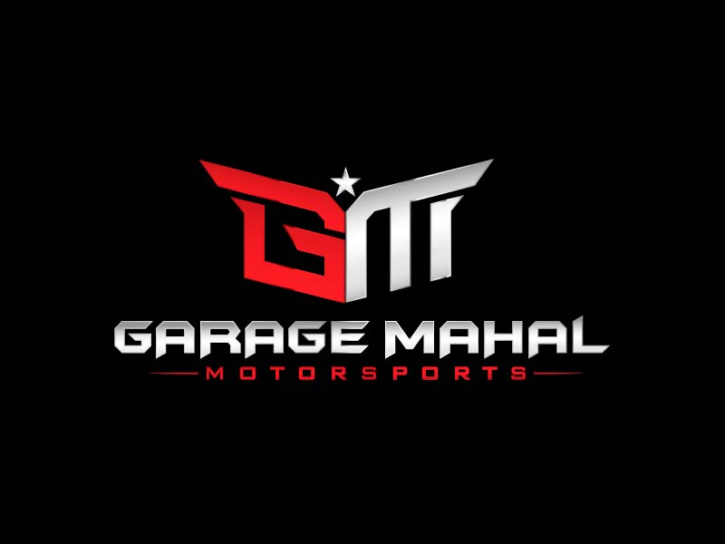 Garage Mahal Motorsports logo design by usef44
