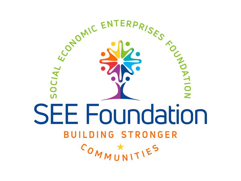 Social Economic Enterprises Foundation logo design by cikiyunn