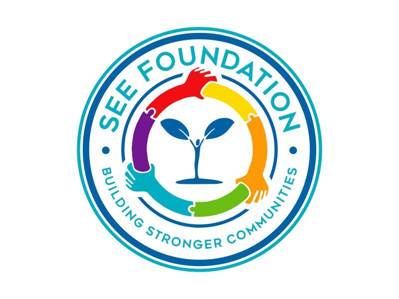 Social Economic Enterprises Foundation logo design by done