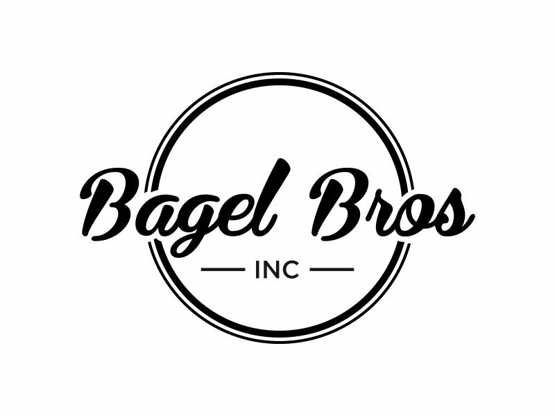 Bagel Bros logo design by Franky.