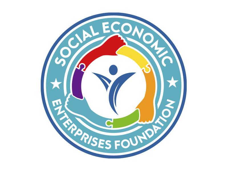 Social Economic Enterprises Foundation logo design by MarkindDesign™
