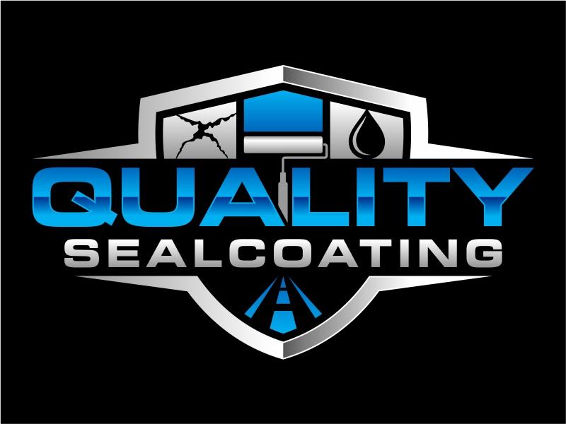 Quality Sealcoating logo design by cintoko