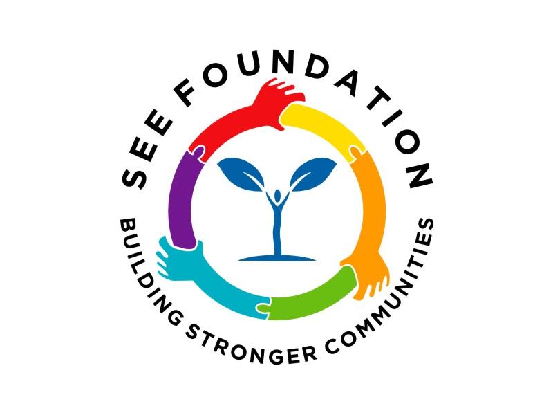 Social Economic Enterprises Foundation logo design by Kraken