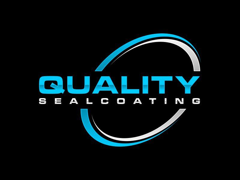 Quality Sealcoating logo design by andayani*