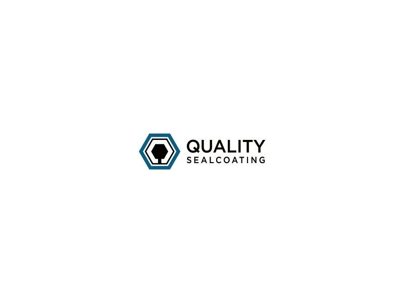 Quality Sealcoating logo design by azizah