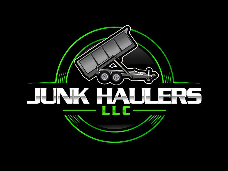 Junk Haulers LLC logo design by senja03