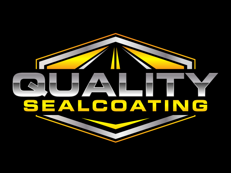 Quality Sealcoating logo design by jaize